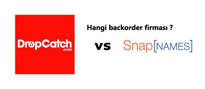 DropCatch vs SnapNames