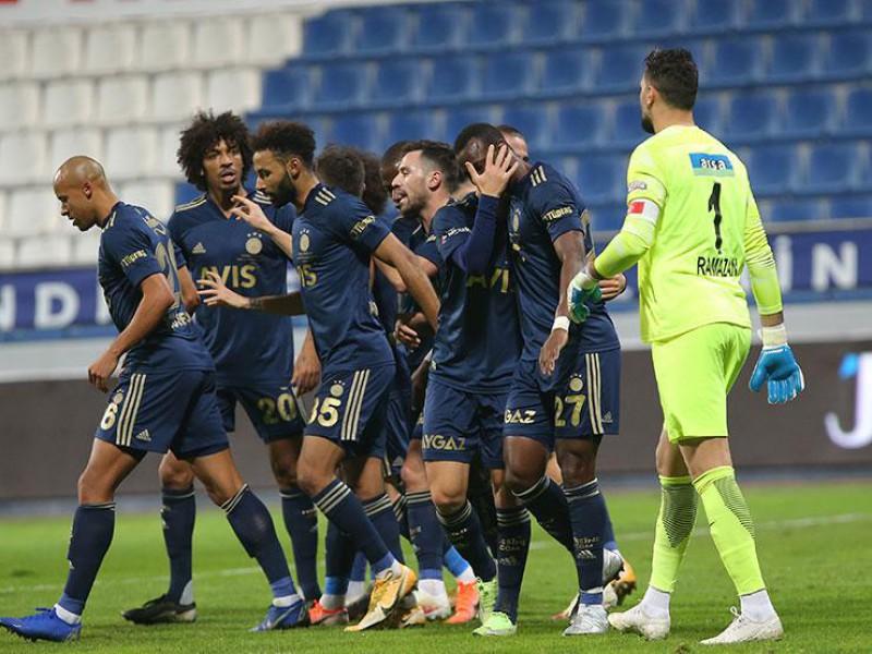 Fenerbahçe Kasımpaşa MAÇI