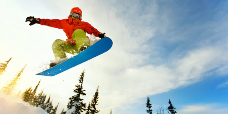 How should the snow board be selected?