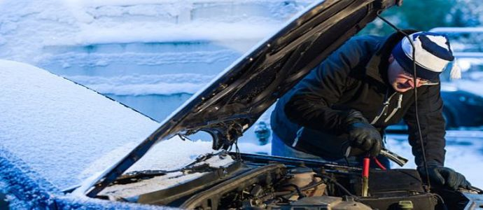 Care you need to do to your car in winter