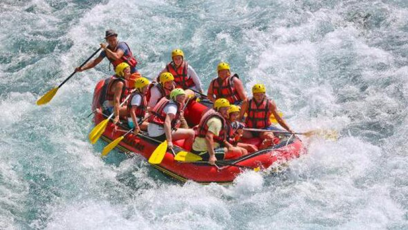 Dünyadaki En İyi Rafting Noktaları