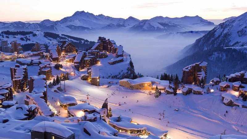 Dünyadaki En İiyi Kayak Merkezleri