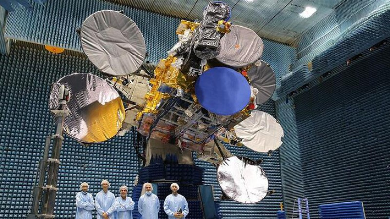 Türksat 5A will be launched into space on January 8