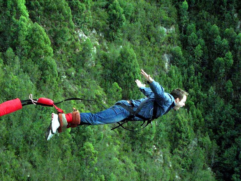 What is Bungee Jumping?