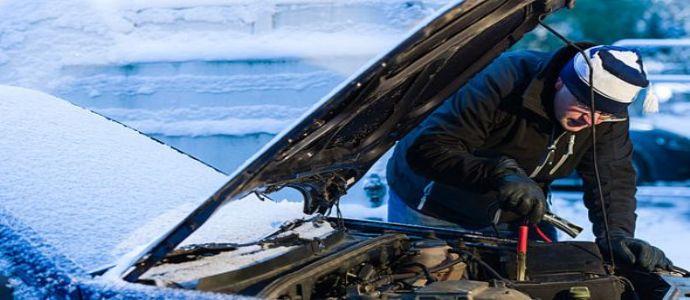 Kışın arabanıza yapmanız gereken bakımlar