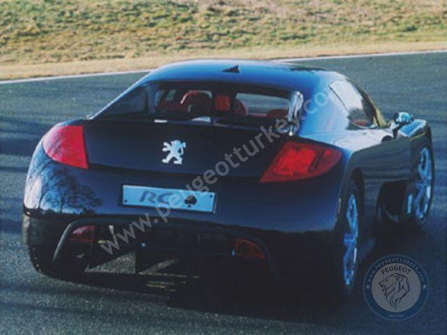 Peugeot RC