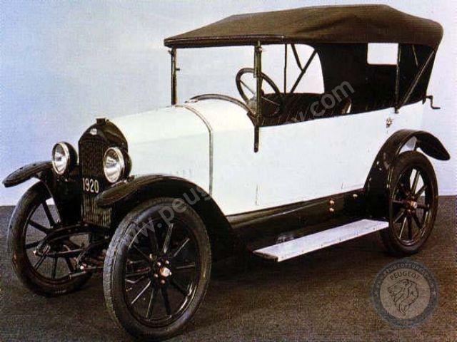 Peugeot Type 163