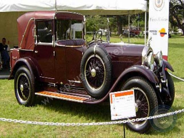 Peugeot Type 174