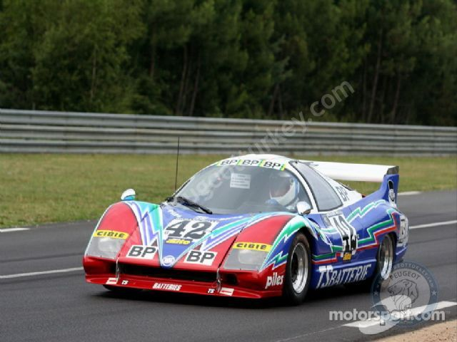 Peugeot WM P80